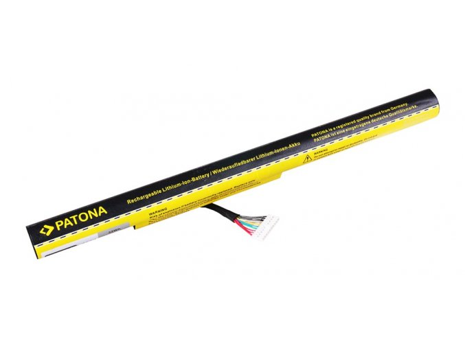 Aku LENOVO P500/Z500 2200mAh Li-Ion 14,4V