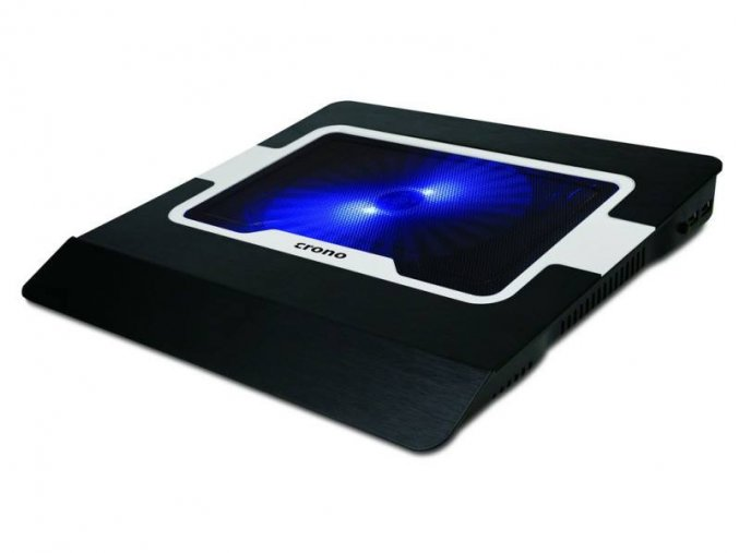 Crono CB156 Laptop cooling pad 1