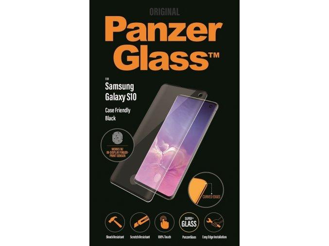 PanzerGlass Case Friendly pro Samsung Galaxy S10