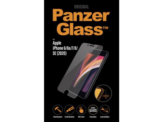 PanzerGlass Standard pro Apple iPhone 6 6s 7 8 SE (2020) 2684