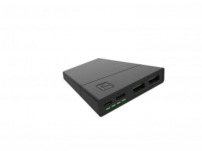 Green Cell Power Banka PowerPlay10 10000mAh USB C 18W (2)