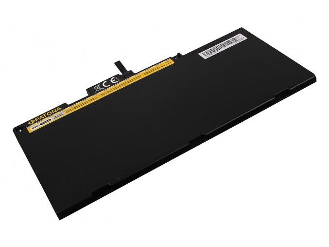 Aku HP EliteBook 850 G3 4100mAh Li-lon 11,1V CS03XL
