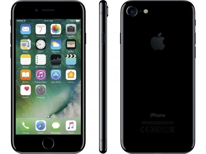 iPhone 7 Jet Black 2
