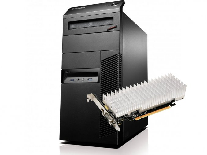 Lenovo ThinkCentre M93p MT + GT1030