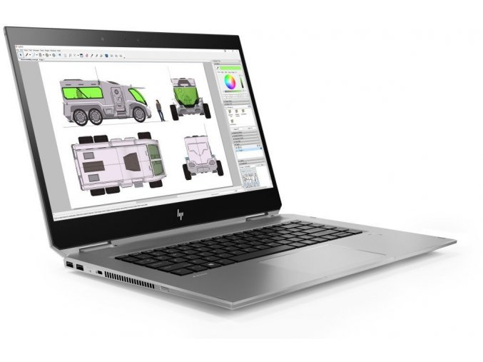 HP ZBook 15 Studio x360 G5