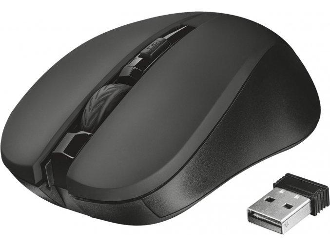 Mydo Silent Click Wireless Mouse černá 2