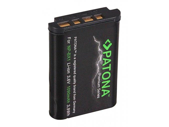 Aku Sony NP-BX1 1090mAh Li-Ion Premium