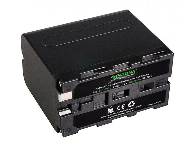 Aku Sony NP-F970 7800mAh Li-Ion