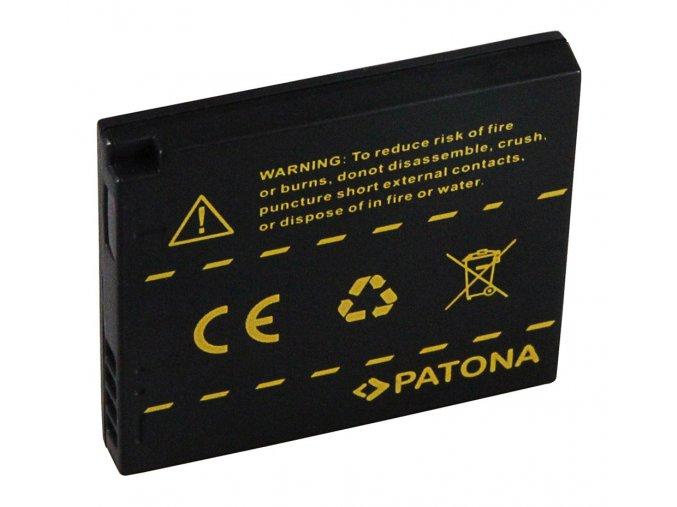 Aku Panasonic DMW-BCK7E 680mAh Li-Ion