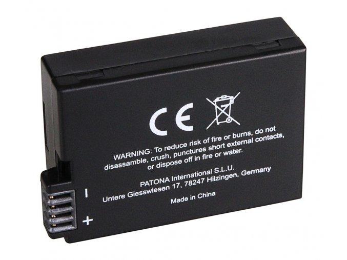 Aku Canon LP-E8 1120mAh Li-Ion Premium