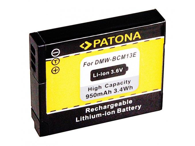 Aku Panasonic DMW-BCM13 950mAh Li-Ion