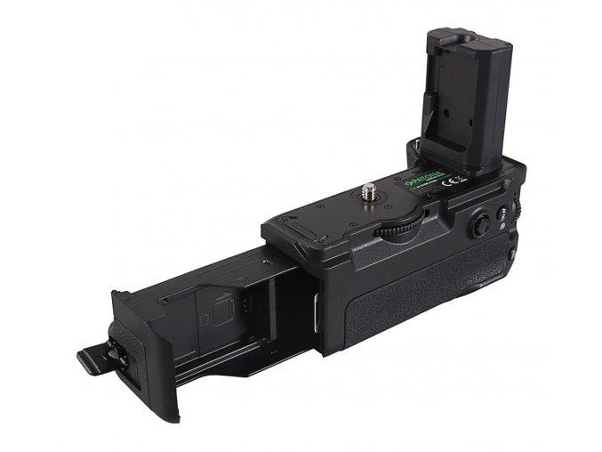 Bateriový grip  Sony A9/A7R III pro 2x NP-FZ100+dálk.ovl.