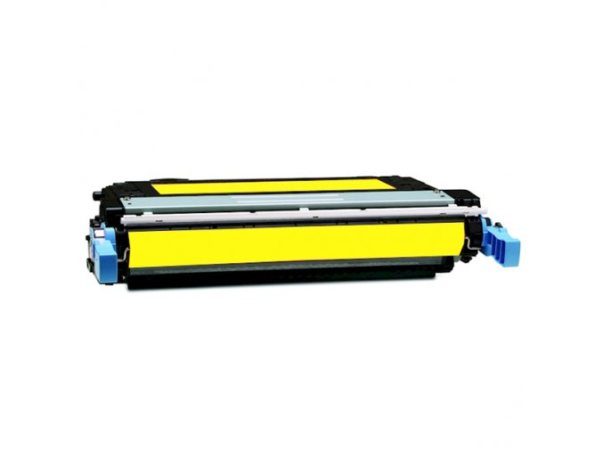 Renovovaný laserový toner kompatibilní s: CANON CRG-718 / HP CC532A Yellow (2800 str.)