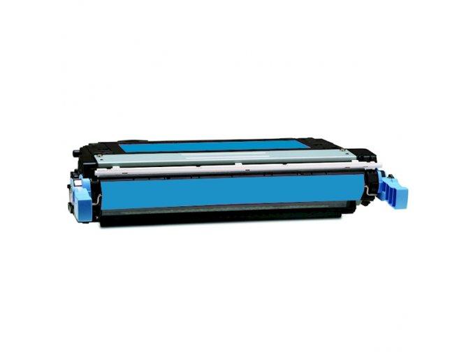 Renovovaný laserový toner kompatibilní s: CANON CRG-718 / HP CC531A Cyan (2800 str.)