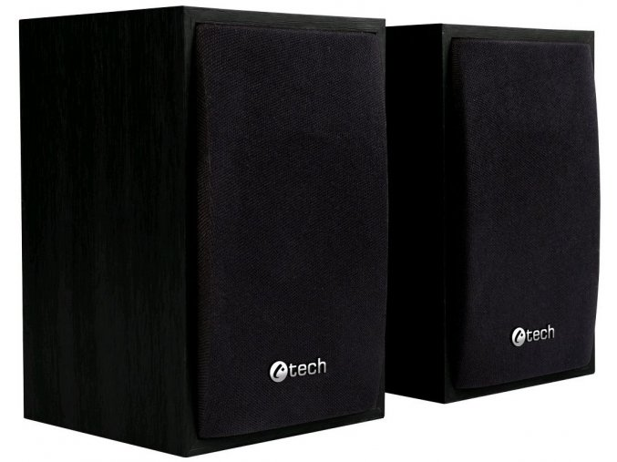 Reproduktory C TECH SPK 09 černé 1
