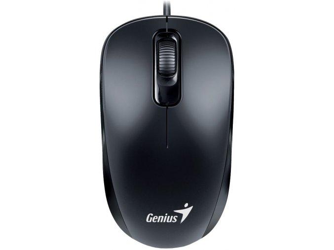 Drátová Myš Genius DX 110 Černá 1
