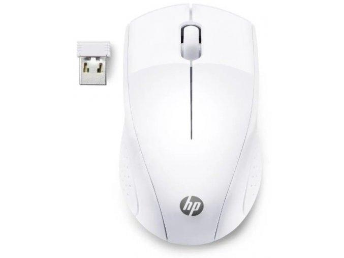 HP Wireless Mouse 220 Bílá 1