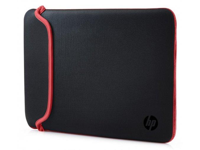 "HP 15.6"" Chroma Reversible Sleeve – BlackRed 1"