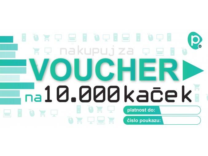 voucher 10000kč 1