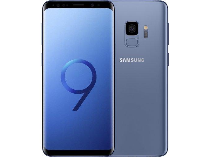 Samsung Galaxy S9 64GB Coral Blue (2)