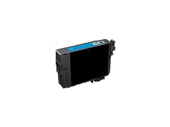 Alternativní inkoustová cartridge kompatibilní s: Canon CLI-521 Cyan s čipem
