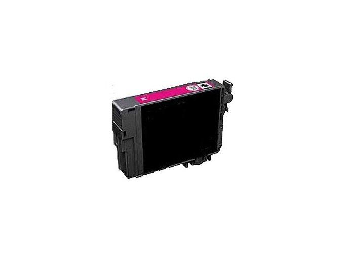 Alternativní inkoustová cartridge kompatibilní s: Canon CLI-521 Magenta s čipem