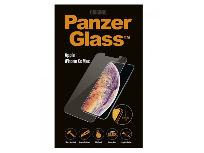 PanzerGlass pro Apple iPhone Xs Max 1