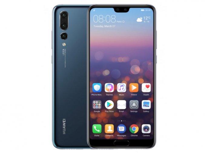 Huawei P20 128GB Midnight Blue 1