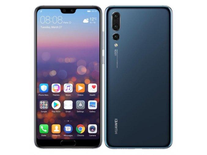 Huawei P20 Pro 128GB Midnight Blue 4