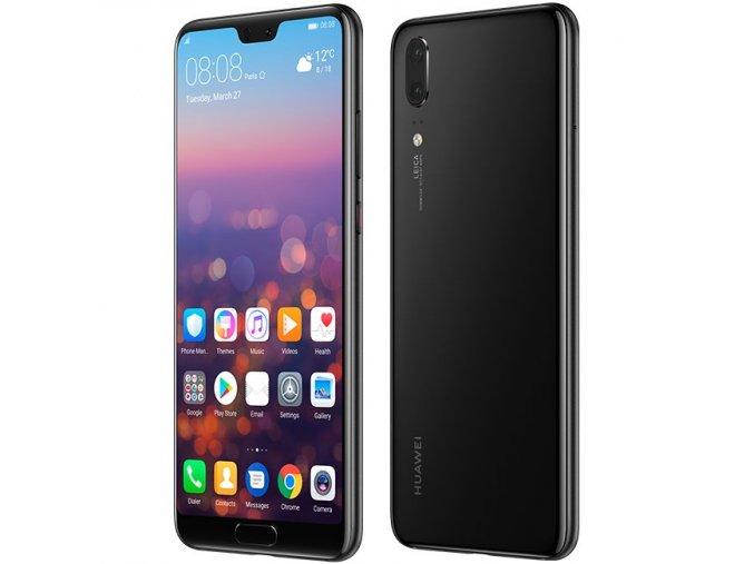 Huawei P20 128GB Black 2