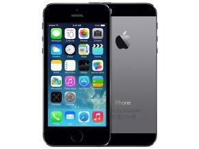 Apple iPhone 5S 16GB Space Gray  + Ochranné tvrzené sklo ZDARMA