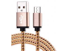 Micro USB Gold