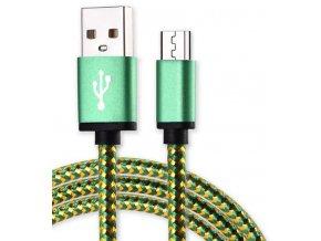 Micro USB Green