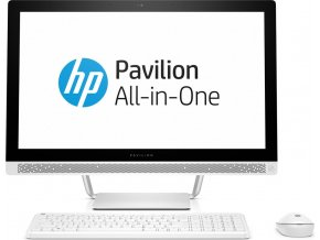 Hp Pavilon 27 White (1)