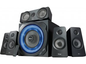 Reproduktory Trust GXT 658 Tytan 5.1 Surround Speaker System 2