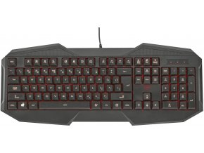 Trust GXT 830 Gaming Keyboard 1