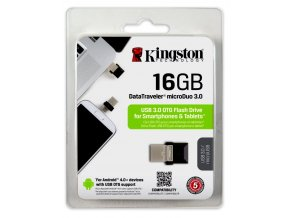 Kingston DataTraveler MicroDuo 16GB 1