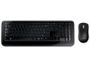 Bezdrátový set Microsoft Wireless Desktop 800 Černý 1
