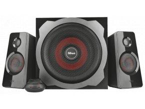 Reproduktory Trust GXT 38 2.1 Ultimate Bass Speaker Set 2