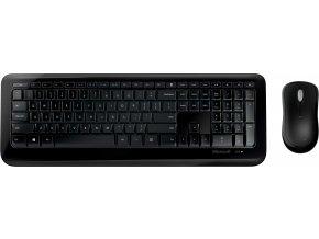 Bezdrátový set Microsoft Wireless Desktop 850 Černý 1