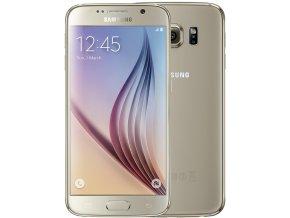 Samsung Galaxy S6 Gold 1
