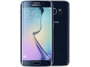 Samsung Galaxy S6 Edge Black Sapphire 1