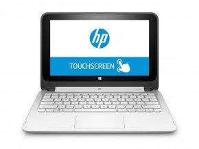 HP x360 white 1
