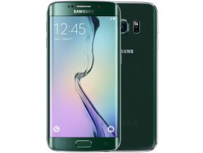 Samsung Galaxy S6 Edge Green Emerald 1