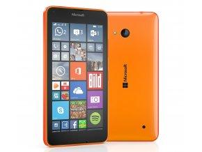 Microsoft Lumia 640 Dual SIM Orange 1