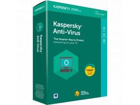 Kaspersky Anti Virus 2018
