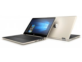 Hp Pavilion x360 14 gold 10