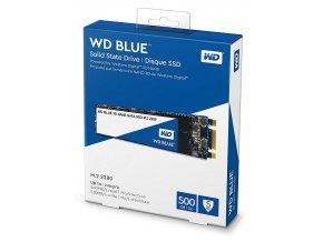 WD Blue SSD WDS500G2B0B 500GB SATA M.2 1