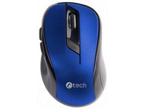 Bezdrátová Myš C TECH WLM 02 Modrá 2