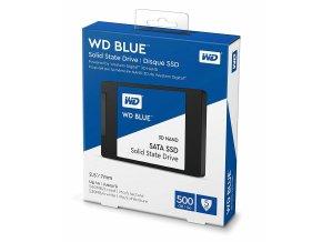 WD BLUE SSD WDS500G2B0A 2